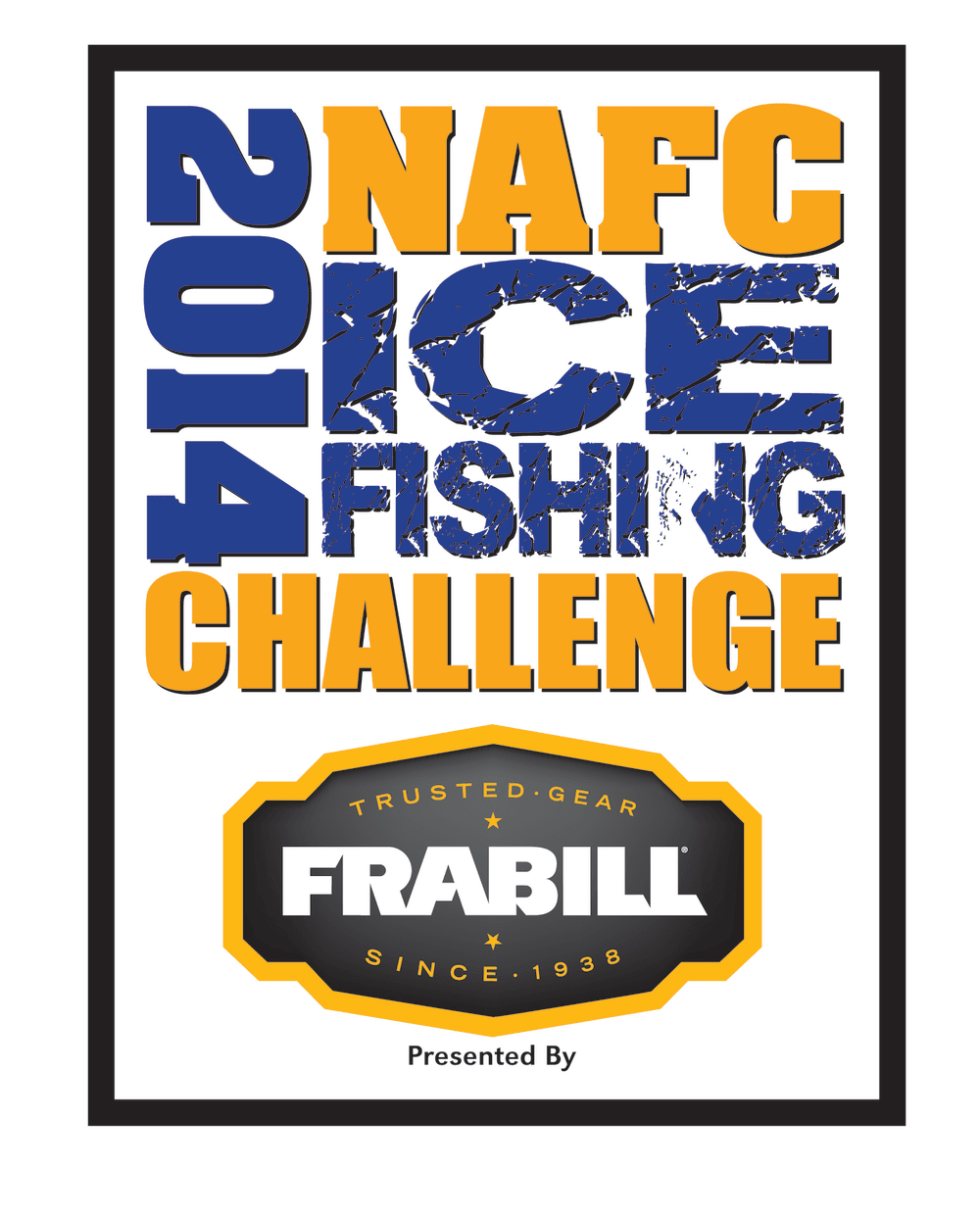 North american fishing club and frabill team up for ice for North american fishing club