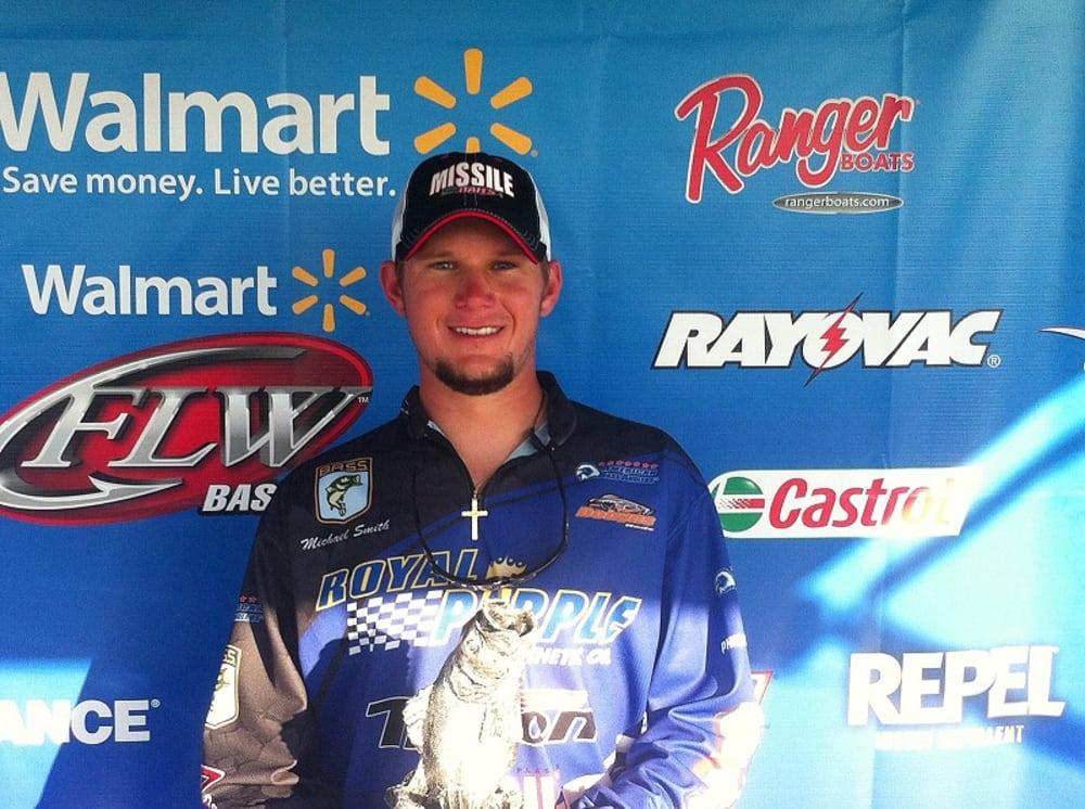 Smith Wins Walmart Bass Fishing League Bama Division On