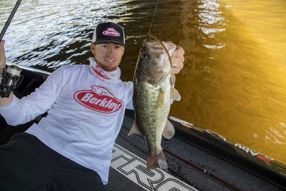 advanced finesse fishing for bass outdoorhub