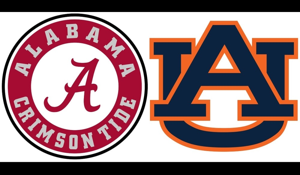 Alabama Fan Shoots Auburn Fan Outside Motel in Mobile