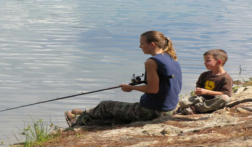 New days of operation for georgia public fishing areas for Ga dnr fishing