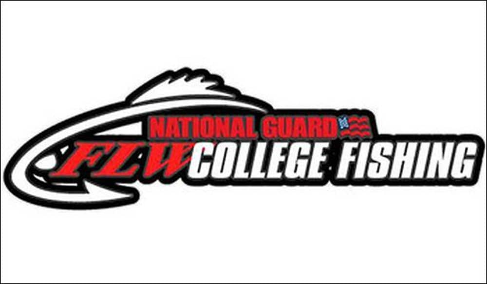 ramapo college wins national guard flw college fishing