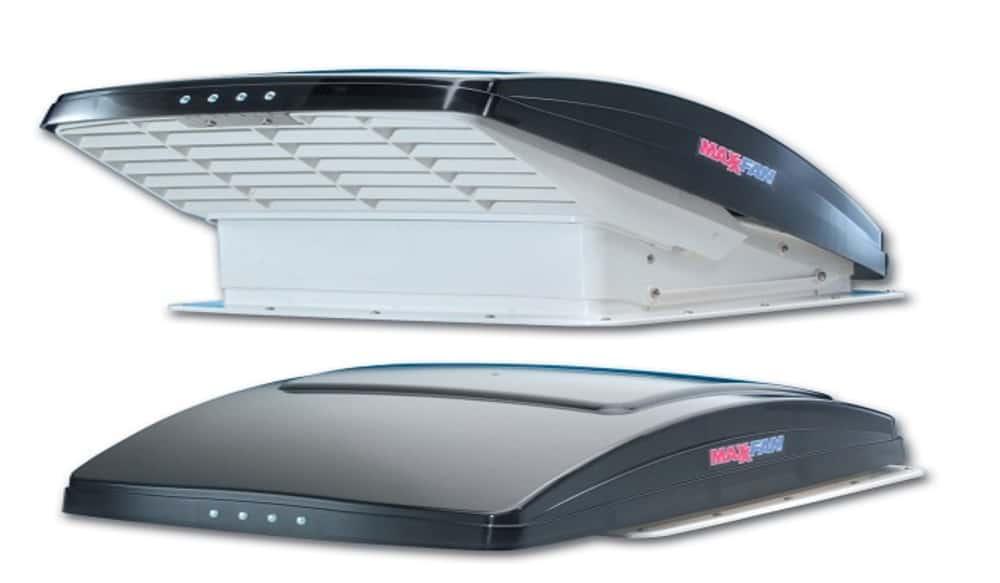 Maxxfan Vent Fan System Keeps Fresh Air Circulating In The