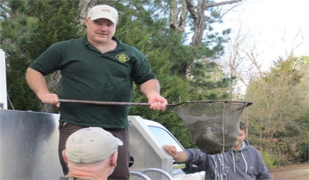 North carolina fly fishing clinics offer unique for Fishing in fayetteville nc