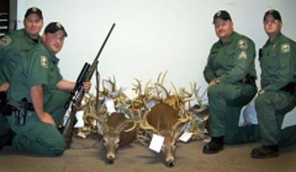 Kentucky man charged with 88 counts of deer related for Ky fish and wildlife telecheck
