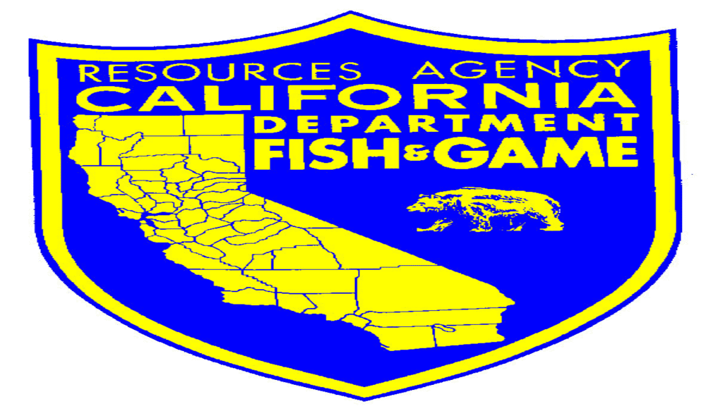 Wildlife agencies water authority sign 55 year california for Calif fish and game