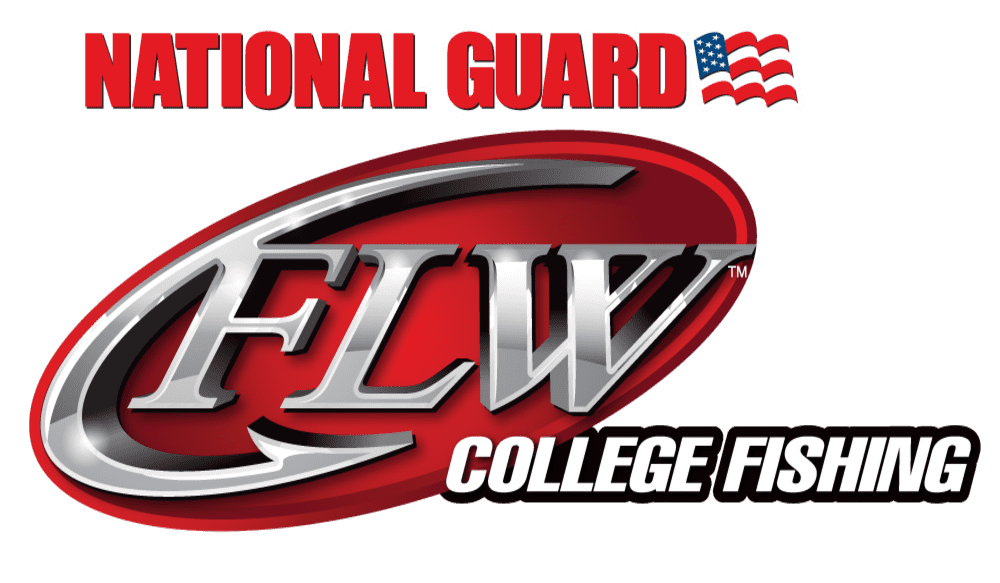 National guard flw college fishing western division heads for Flw college fishing