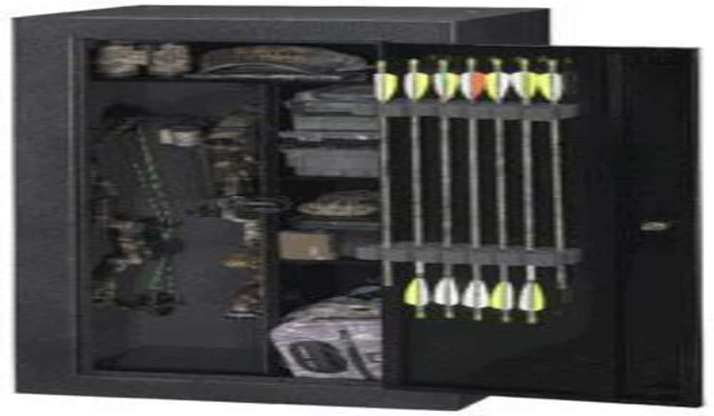 New Buck Commander Bow/Archery Storage Cabinet from Stack ...
