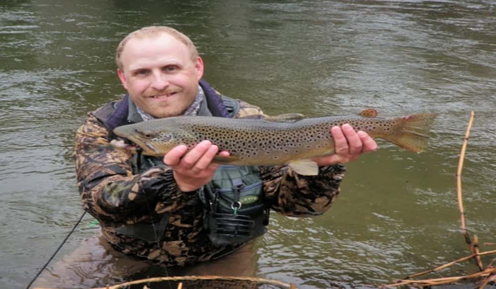 Want to go trout fishing before vermont 39 s opening day for Vermont trout fishing
