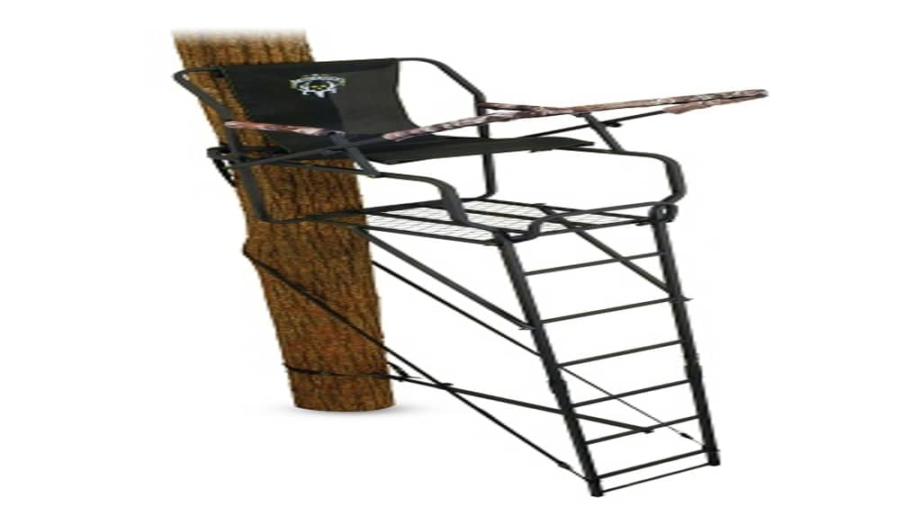 New Ameristep Brotherhood Treestand | OutdoorHub