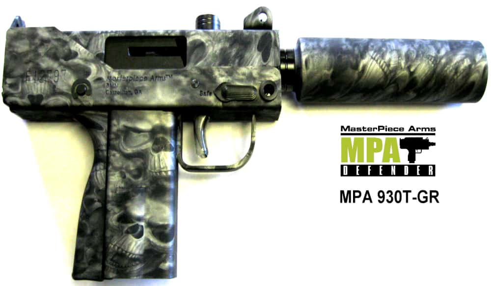 MasterPiece Arms Meets the Zombie Apocalypse Head On With