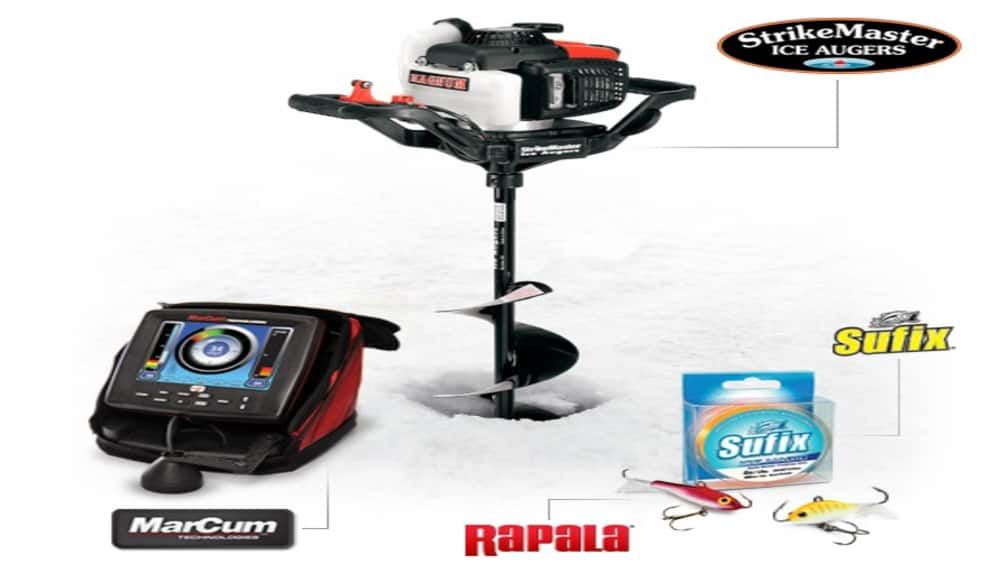 StrikeMaster Ice Augers and Mora ICE Join Rapala Family of