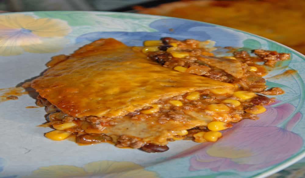Tex Mex Lasagna with Venison Recipe | OutdoorHub