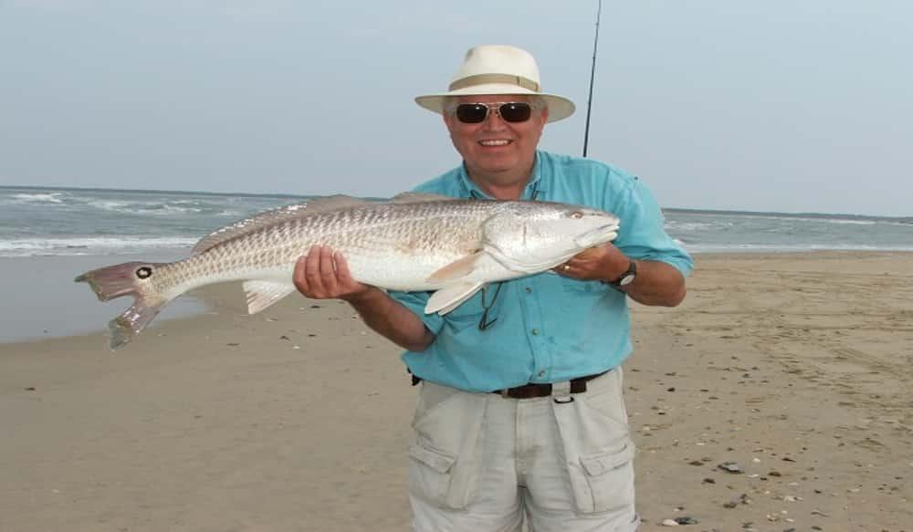 Surf fishing north carolina 39 s outer banks outdoorhub for Bank fishing near me