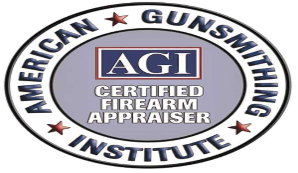 American Gunsmithing Institute Announces New Firearms Appraiser
