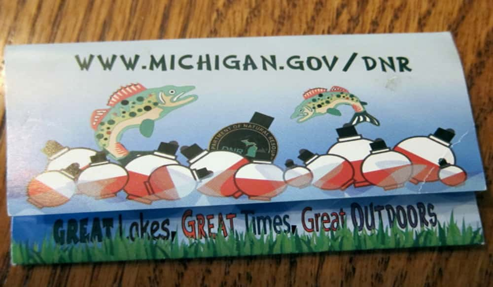 Voluntary youth fish licenses bring in federal funds for for Michigan fishing license cost 2017