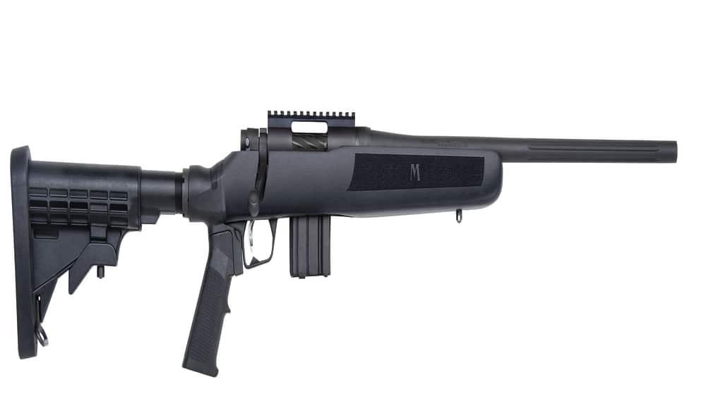FLEX Your Mossberg MVP Series Bolt-Action Rifle   OutdoorHub