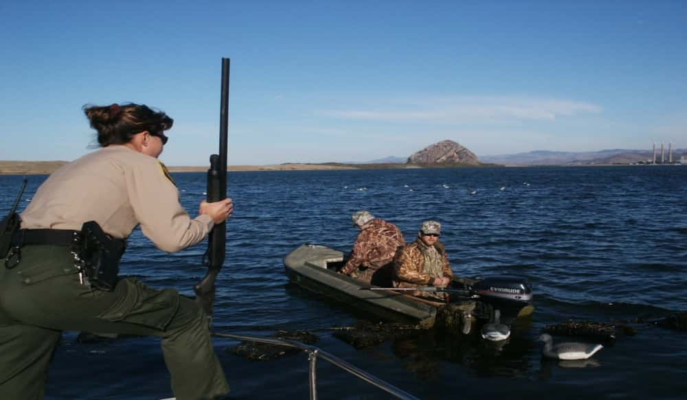 Game warden florida salary gamesworld for Ky fish and wildlife jobs