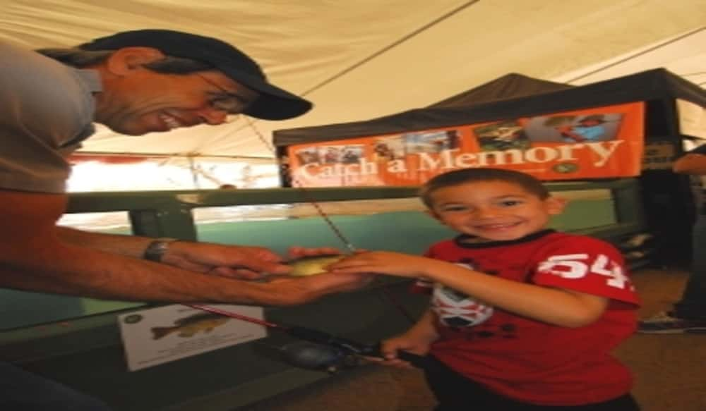 Arizona game and fish department outdoor expo offers for Az game and fish dept