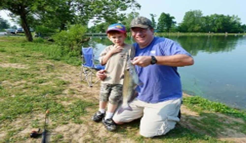 Events planned across the state for free fishing weekend for Kentucky out of state fishing license