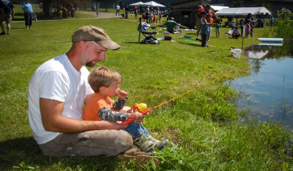 Vermont s free fishing day is saturday june 8 outdoorhub for Fishing license vt