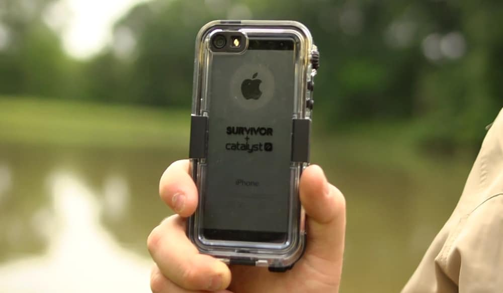 new product 4a4f0 f1d13 Griffin Technology's Survivor + Catalyst Waterproof iPhone 5 Case ...