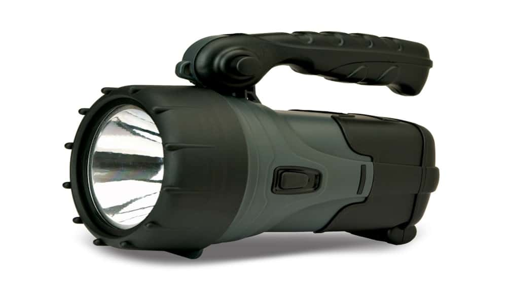 Cyclops Introduces Orbis 3 Watt Led Rechargable Spotlight