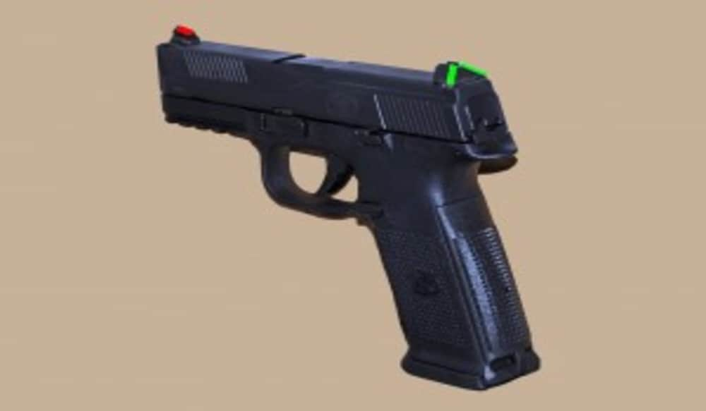 The Advantage Tactical Sight for FNH USA Pistols Now Available   OutdoorHub
