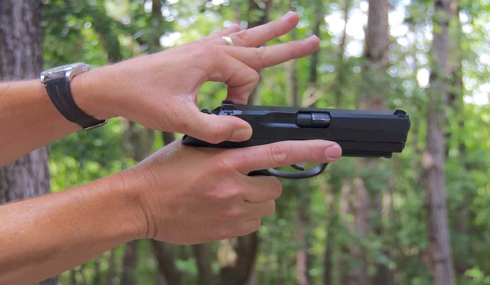 The Seven Deadly Sins of Handgun Shooting: Inappropriate