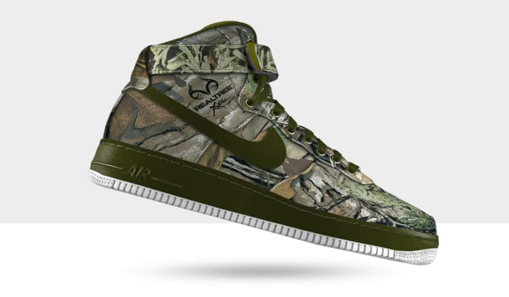 Realtree Camo Nike Shoes