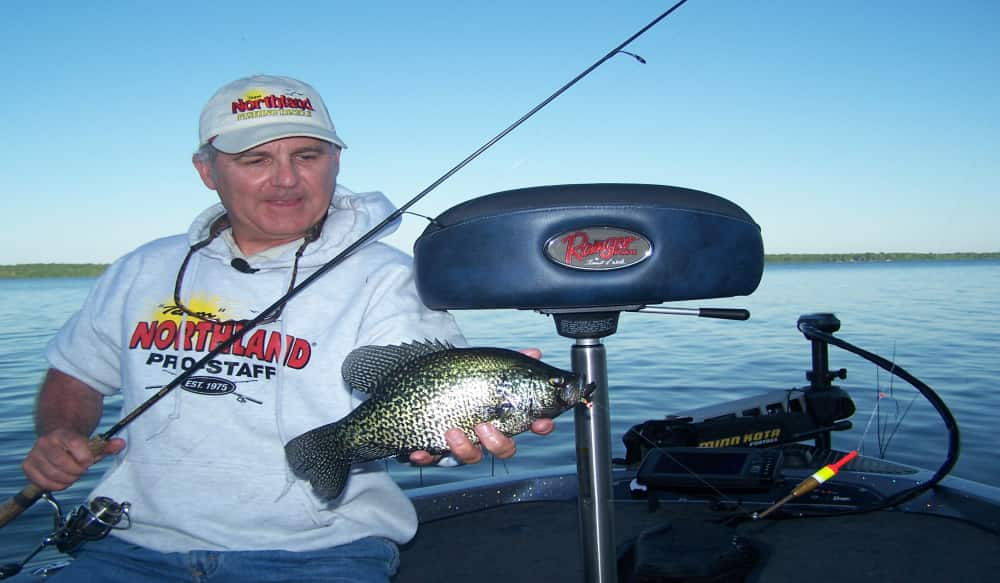 how to catch crappie in the fall