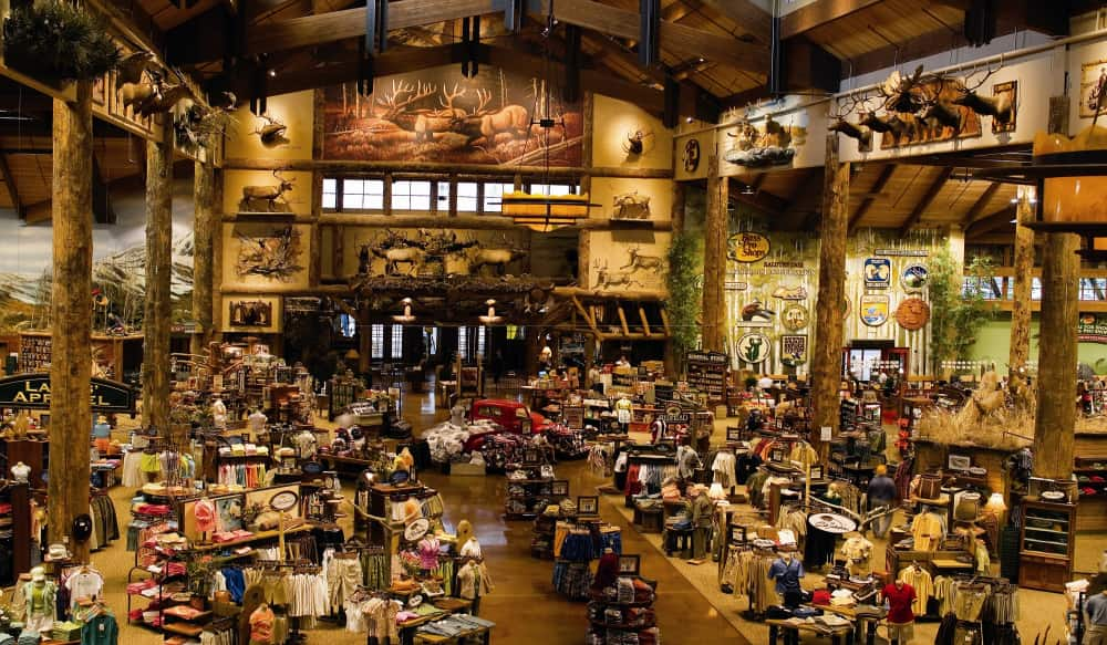 antique shops colorado springs Explore the new Bass Pro Shops Colorado Springs Location | OutdoorHub antique shops colorado springs