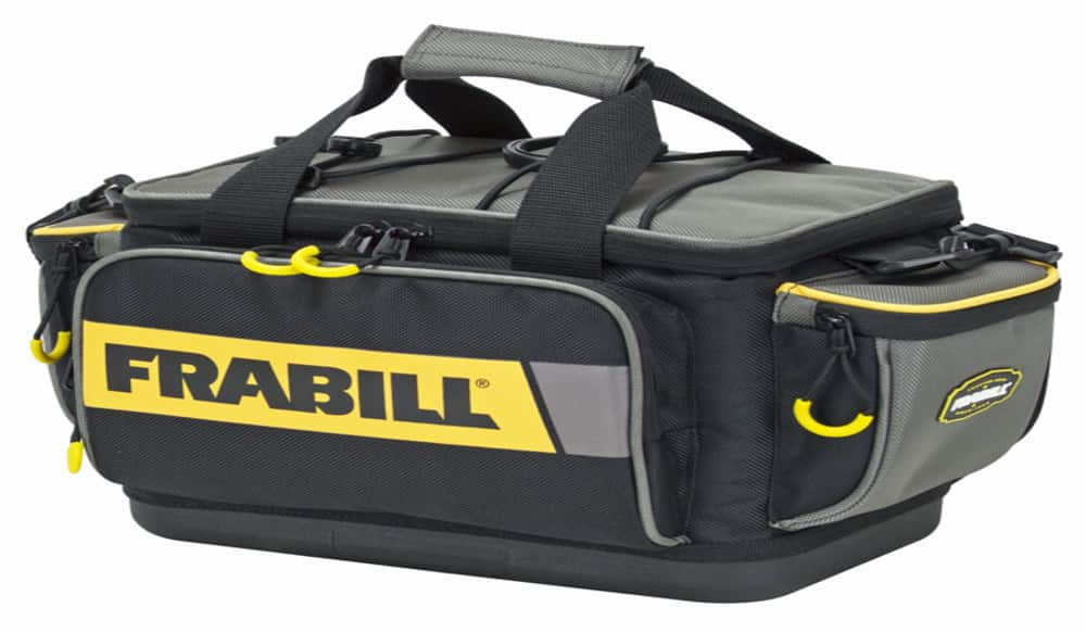 Frabill introduces the best ice fishing tackle storage bag for Ice fishing bag