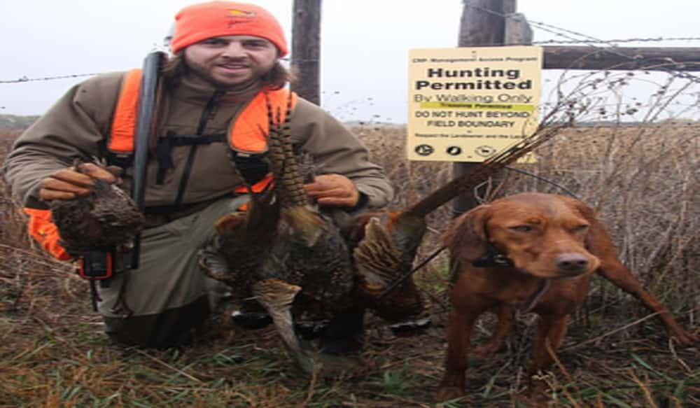 This week on outdoors radio hunting expos and ice for Ice fishing expo