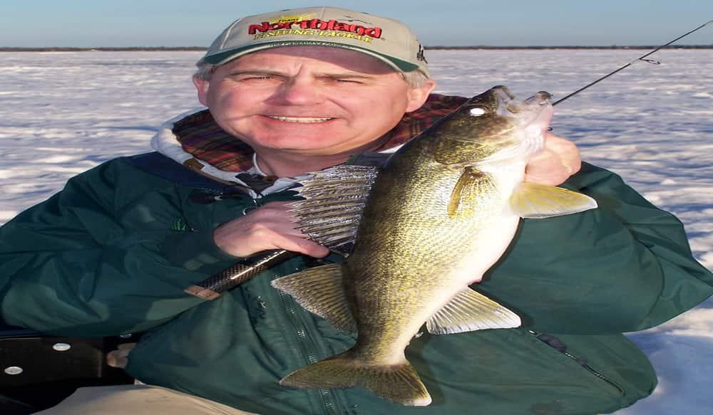 More tips for mid season ice fishing outdoorhub for How to season fish