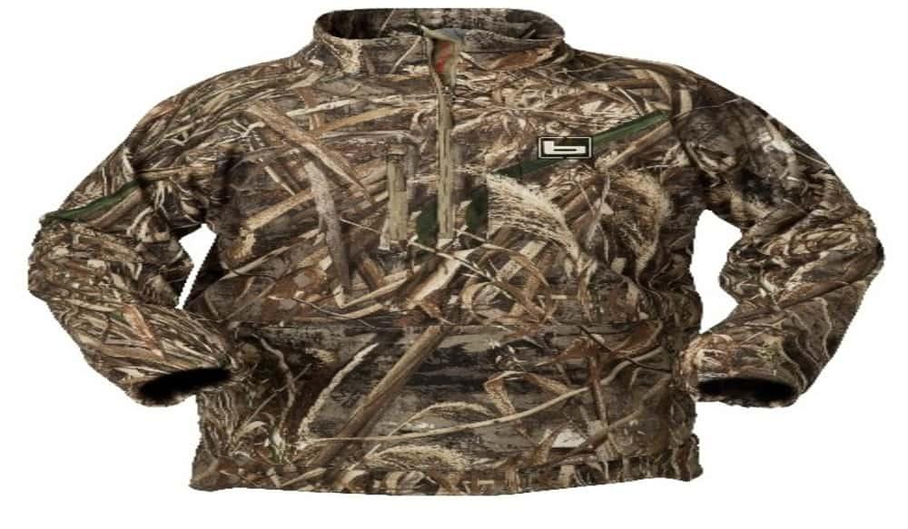 a4e68e5c4c67f Realtree MAX-5 Camo Fleece Jacket by Banded | OutdoorHub
