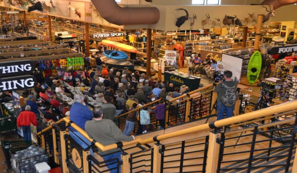 cabelas store in owatonna minnesota cabelas autos post. Black Bedroom Furniture Sets. Home Design Ideas
