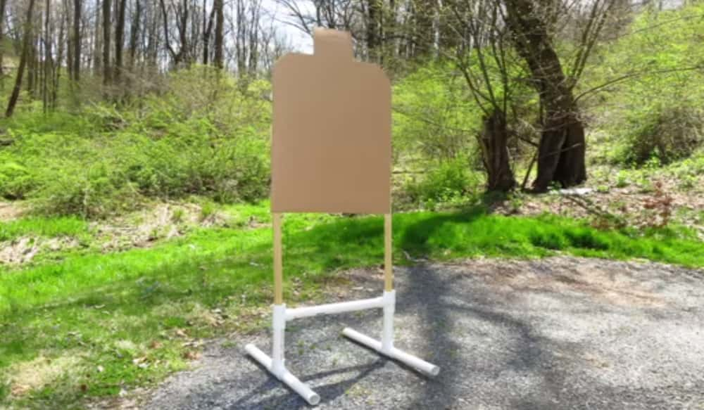 Video How To Build A 15 Pvc Target Stand Outdoorhub
