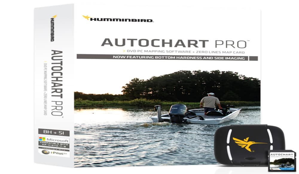 Humminbird Introduces AutoChart Mapping Products | OutdoorHub