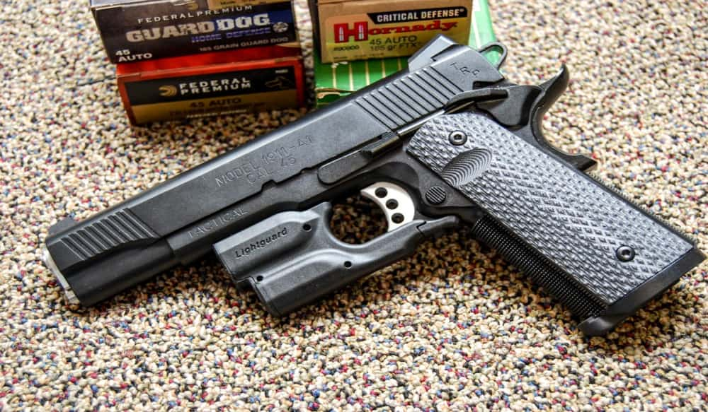 Tom McHale on What Makes a 1911 a 1911? | OutdoorHub