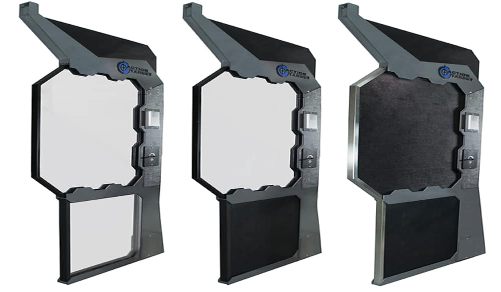 Action target announces a new modular shooting stall for for Indoor range design guide