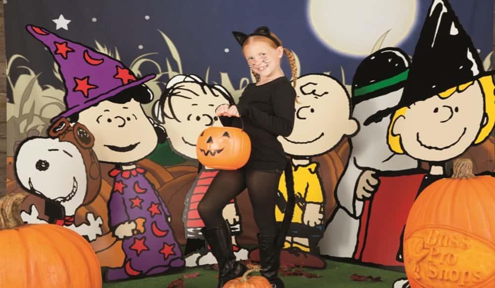 Families Enjoy a Peanuts Halloween at Bass Pro Shops | OutdoorHub