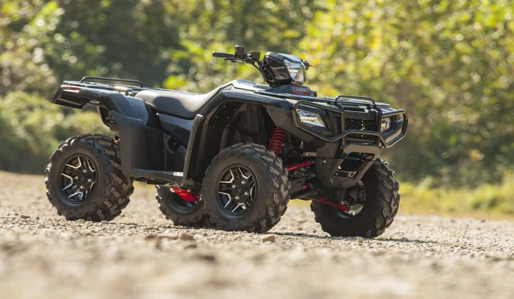 First Ride: 2015 Honda Foreman Rubicon | OutdoorHub