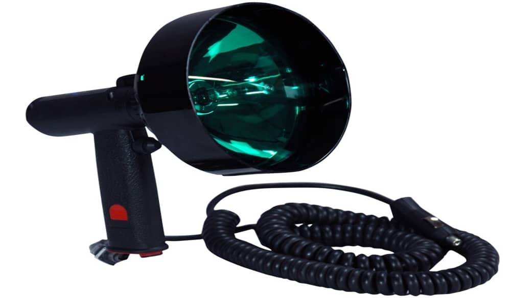 Larson Electronics Releases A New Handheld Spotlight With