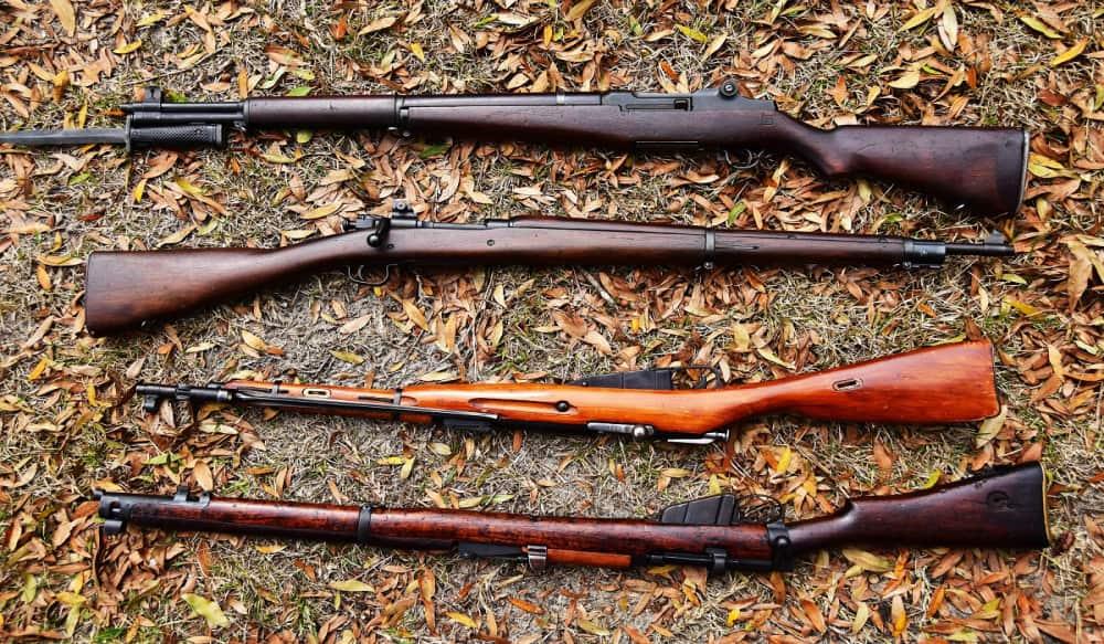 7 Military Surplus Guns Every American Should Own | OutdoorHub