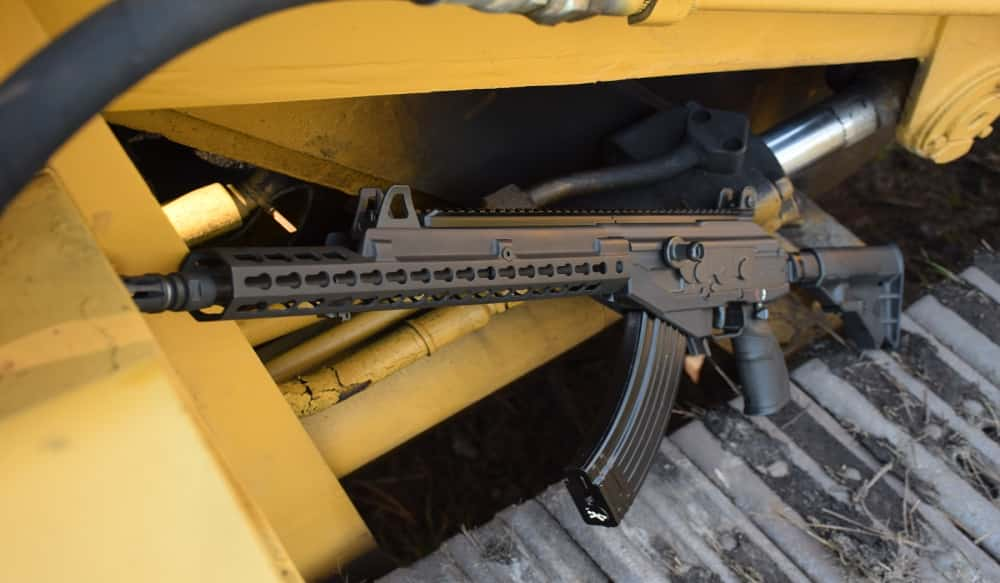 Photos: The New RS Regulate Galil ACE KeyMod Rail and SVD