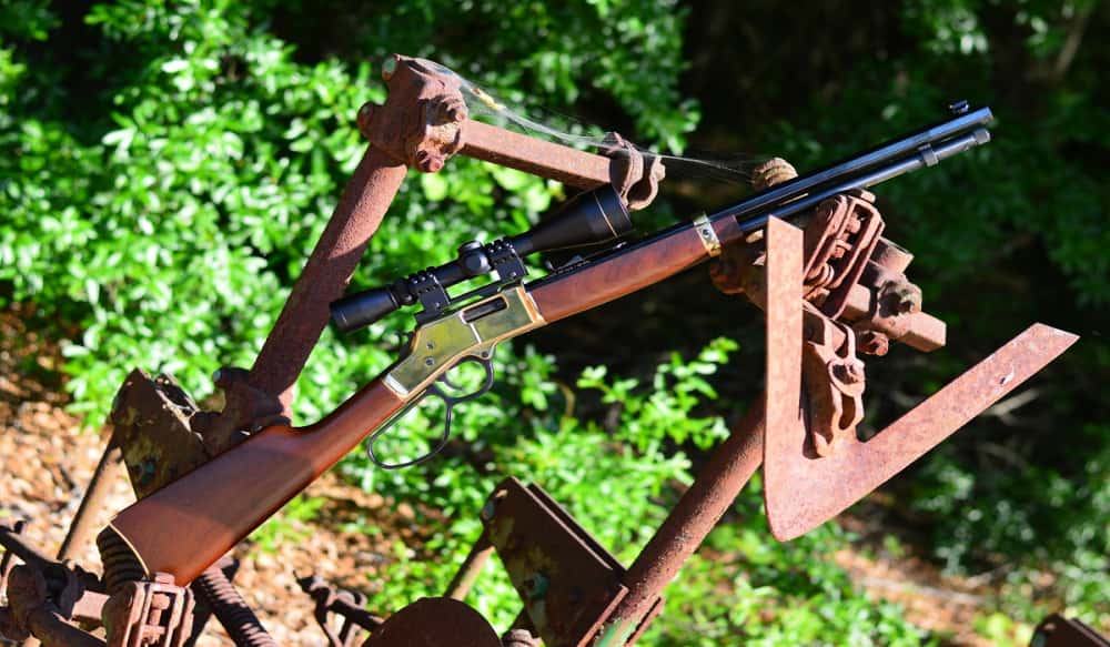 Review: Henry Big Boy Rifle in  357 Magnum - OutdoorHub