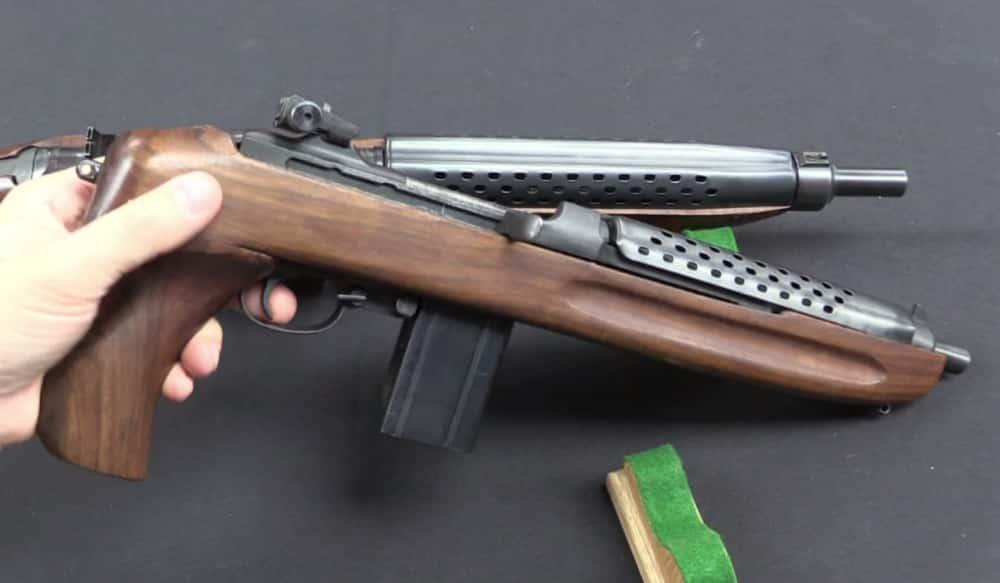 Video: Pistol Versions of the M1 Carbine | OutdoorHub