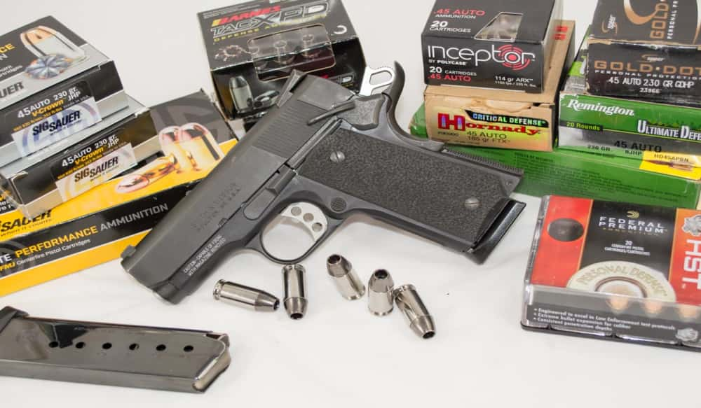 Review: Smith & Wesson SW1911 Pro Series Subcompact - OutdoorHub
