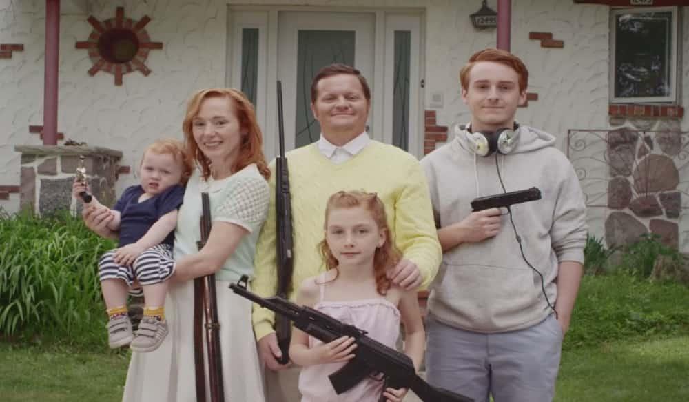 Image result for gun cultủe